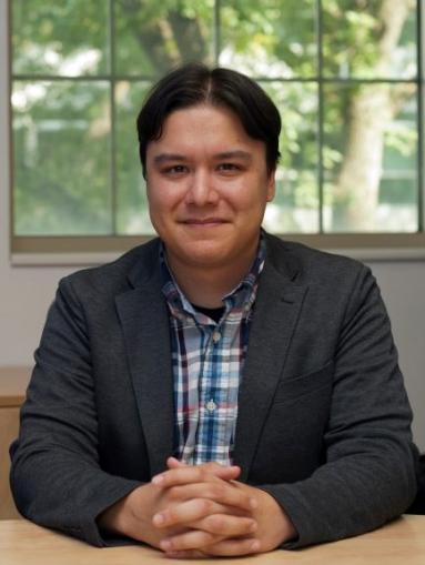 Assistant Professor James Shepherd