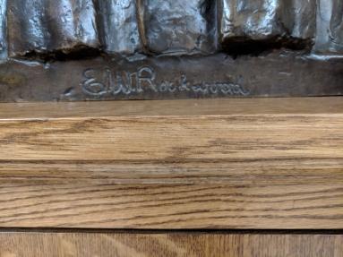 E.W. Rockwood Signature