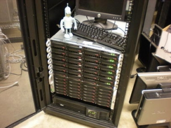 Mason Group compute cluster
