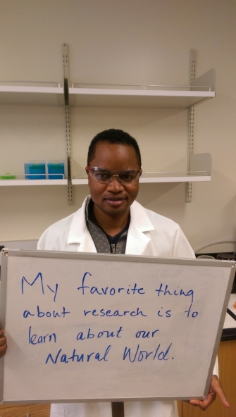 My favorite thing about research... by Debras