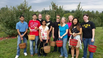 Cole Group & Friends Apple Picking Fall 2014