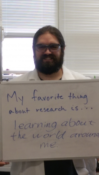 My favorite thing about research... by Josh