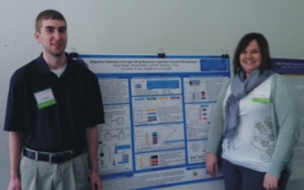 Michael & Anna at the 2013 OSTC Symposium