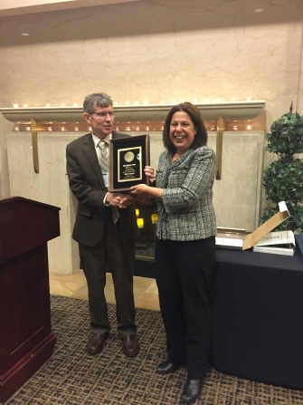 The 70th ACS Midwest Award goes to Vicki Grassian