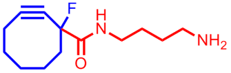 Copper-free click reagent