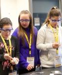 Girls go STEM