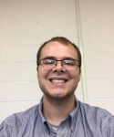 Gavin Parker, Graduate Research Assistant