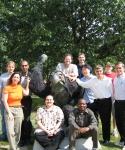Wiemer Group with Gorilla Herky Summer 2004