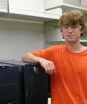 Zach Baker, B.S. 2013 (alumnus)