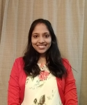 Swathi Mamillapalli, Graduate Research Assistant